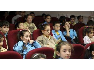 Maltepeli Öğrencilere Hijyen Eğitimi
