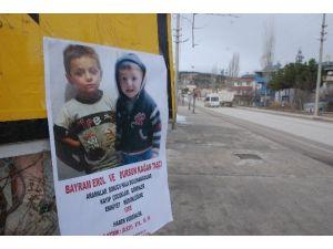 Tokat'ta Kayıp 2 Çocuğun Yerini Bildiğini İddia Eden Kişi İle Arama Yapıldı