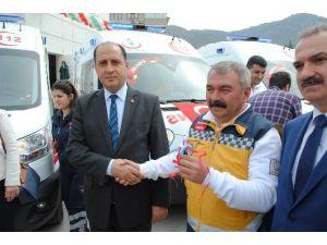 5 Yaşını Geçen Ambulans Vakaya Gönderilmiyor