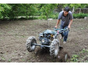 MASADER: Çapa makinesi kullanımında çiftçilerimiz dikkatli olmalı