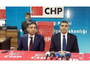CHP'li Oran'dan Tozan'a Geçmiş Olsun Ziyareti