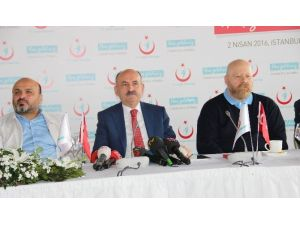Müezzinoğlu, Taksim İlk Yardım İçin Tarih Verdi