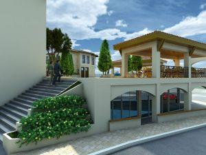 Karacabey'e yeni Kent Meydanı