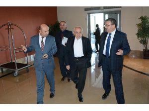AK Parti İstanbul Milletvekili Ekrem Erdem Afyonkarahisar'da