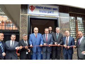 Diyanet Vakfı Salihli Şubesi Yeni Binasına Kavuştu