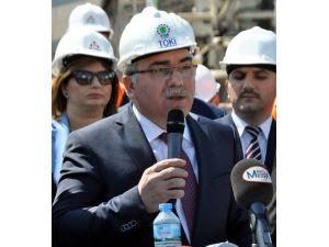TOKİ Başkanı: Hiç bir şehirde en yüksek bina TOKİ binası olmayacak