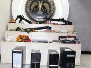 Adana'da PKK-kck Operasyonu