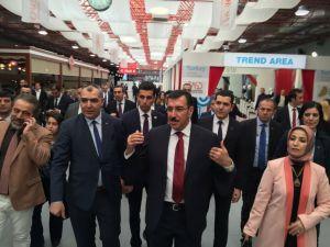 Bakan Tüfenkci: İtalya'yı geçecek duruma geleceğiz