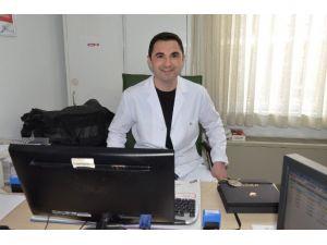 Salihli Devlet Hastanesi'ne Yeni Kadın Doğum Uzmanı