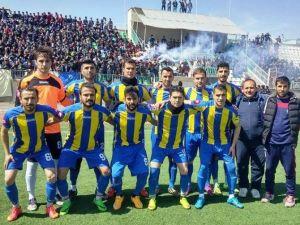 Erciş Belediye Spor Şamponluğunu İlan Etti
