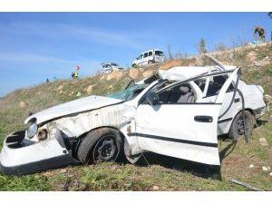 Kahta'daki Kazada Yaralanan 1 Kişi Hayatını Kaybetti