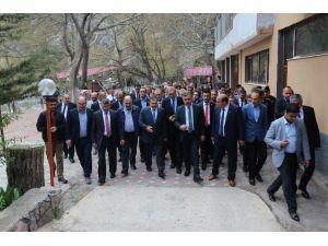 Orman Ve Su İşleri Bakanı Eroğlu Niğde'de