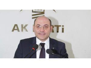 AK Parti Kütahya İl Başkanı Ali Çetinbaş: Türkiye 2023 Hedeflerine Hızla İlerliyor