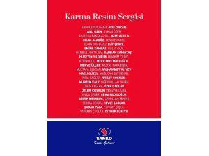 35 Ressamın Katıldıgı Karma Sergi Açıldı