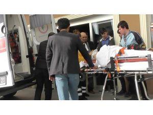 Kulu'da Motosiklet Kazası: İki Yaralı