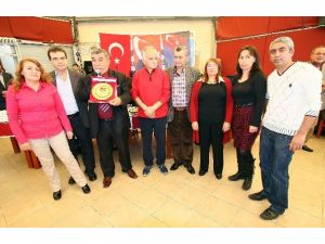 """Başkan Karabağ: """"Bizim Sevdamız Cumhuriyeti Korumak"""""""