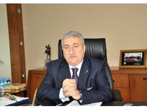 """Tesk Genel Başkanı Palandöken: """"Türkiye El Freni Çekilmiş Yarış Arabası Gibi"""""""