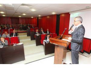 Gebze Belediyesi Nisan Meclisi Tamamlandı