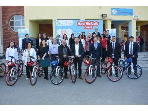 """Başkan Doğan, """"Mutlu Olmak İçin Bisiklete Binin"""""""