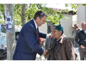 Ayvalık'ta Başkan Gençer Mahallelerle Buluşuyor