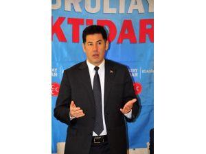 """Sinan Oğan'dan Parti Genel Merkezine """"Hatemi"""" Eleştirisi"""
