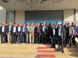 Diyarbakır OSB'de Seçim Yapıldı