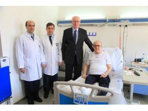 Başkan Kurt Önder Baloğlu'nu Ziyaret Etti