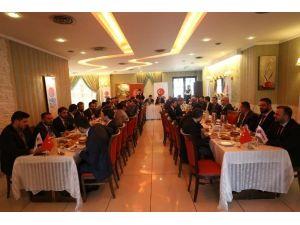Milli Birlik Ve Düşünce Derneği'nin Temelleri Serdivan'da Atıldı
