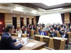 Serdivan Belediye Meclis Nisan Ayı Toplantısı Gerçekleşti