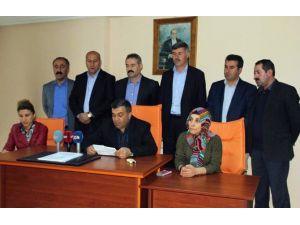 İl Genel Meclisi'nden 'Çapraz' Açıklaması