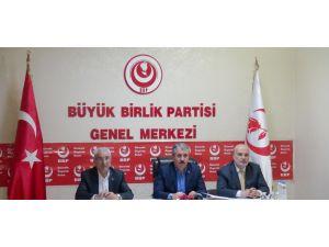 BBP Genel Başkanı Destici: Türkiye kaçak Ermenileri sınır dışı etmeli
