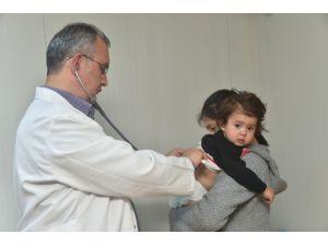 Bakıma muhtaç kişilere evde sağlık hizmeti