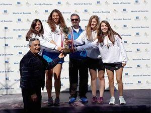 İYTE Bayan Tenis Takımı Üniversiteler Arası Şampiyon Oldu