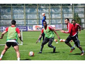 Gaziantepspor, Medicana Sivasspor Hazırlıklarına Başladı