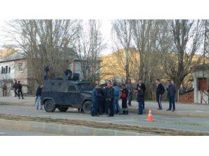 Tunceli'de Zırhlı Polis Aracı Devrildi: 2 Yaralı