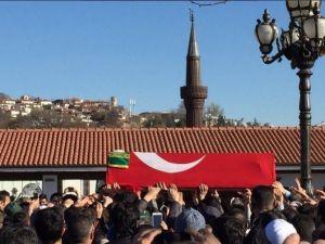 Eski Milletvekili Emin Acar İçin Hacı Bayram-ı Veli'de Cenaze Namazı Kılındı