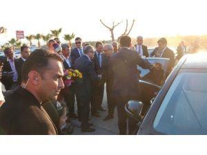 Başbakan Yardımcısı Elvan, Mut'ta Muhtarlarla Bir Araya Geldi