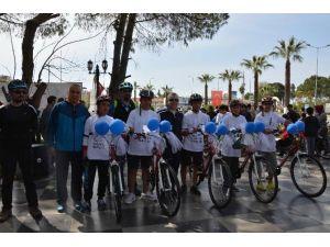 Dalaman'da ''Sağlık İçin Pedal Çevir'' Etkinliği