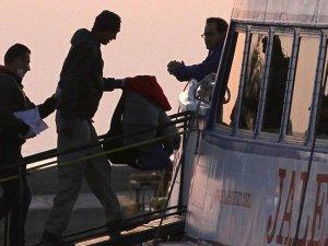 AB ile varılan anlaşma kapsamında göçmenlerin iadesine başlandı