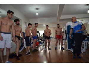 Vücut Geliştirme İl Şampiyonası Yapıldı