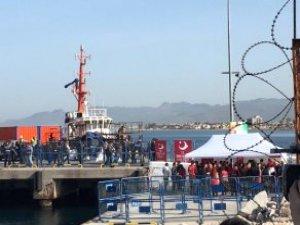 Yunanistan'dan Geri Gönderilen İlk Sığınmacı Grubu Türkiye'de