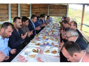 Nusretiye'de Boşnak Böreği Etkinliği Yapıldı