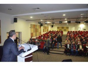Kula'da Esnafa İş Güvenliği Semineri