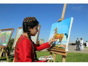 Türkmenistan'da Su Bayramı coşkusu