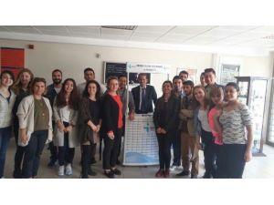İŞKUR Mersin Üniversitesi'nde Stant Açtı