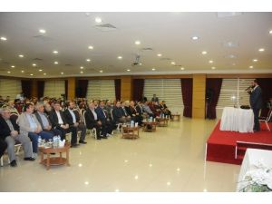 Çan Belediyesinden 'Kardeşlik Çağrısı' Konulu Konferans