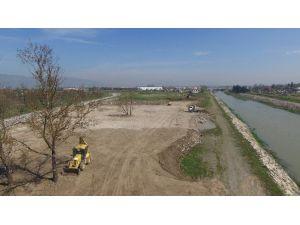 Melensu Parkı Düzce'nin Vitrini Olacak