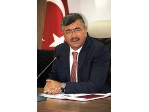 Başkan Faruk Akdoğan, Belediyespor'a Destek İstedi