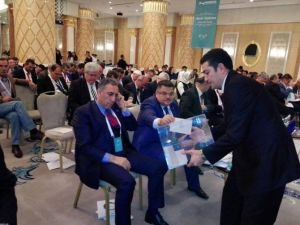 Belediye Başkanı Selim Yağcı Marmara Belediyeler Birliği Encümen Üyeliğine Tekrar Seçildi