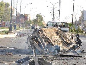 Bağdat'ta bombalı saldırılar: 11 ölü